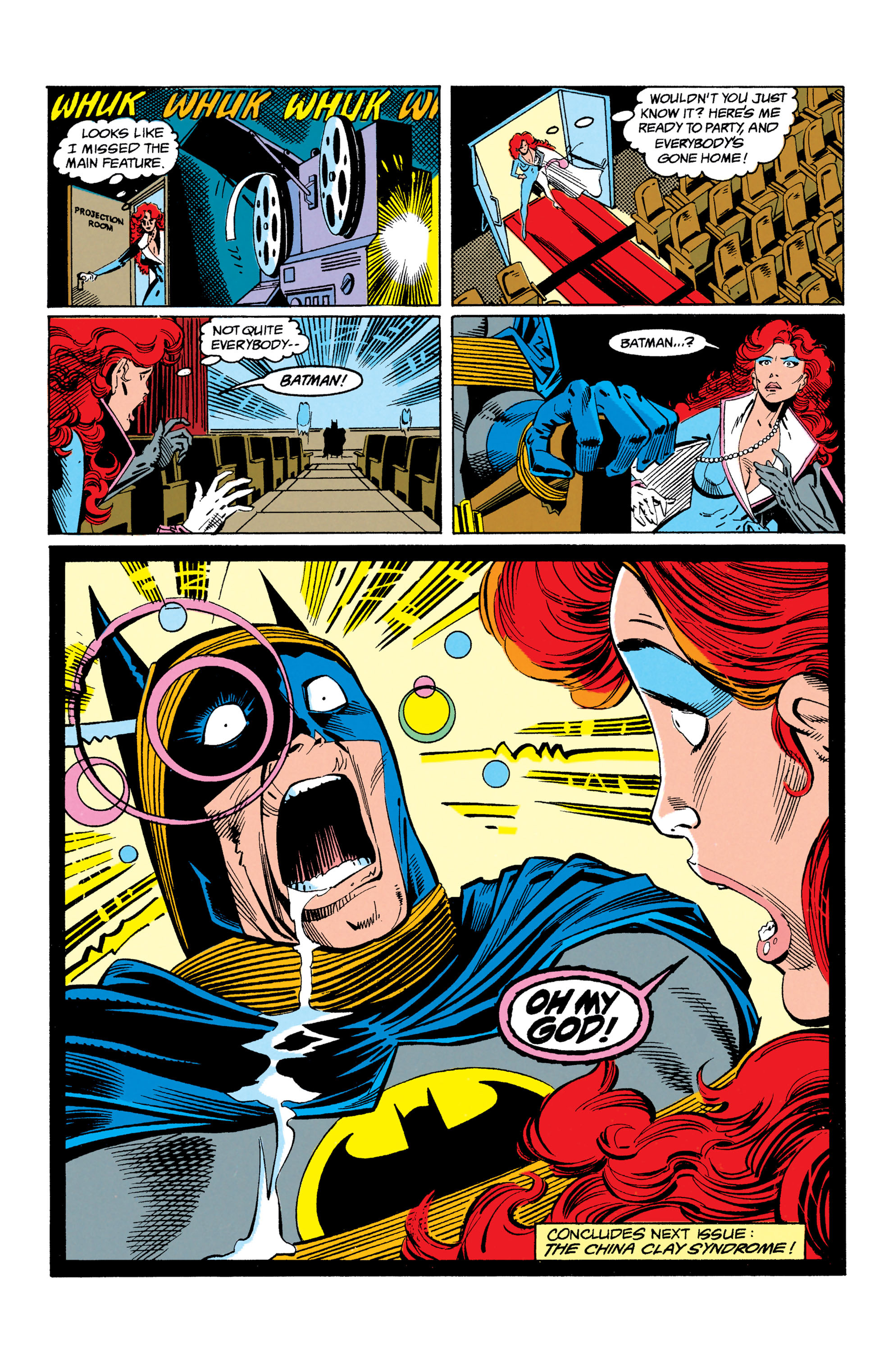 Detective Comics (1937) 606 Page 22