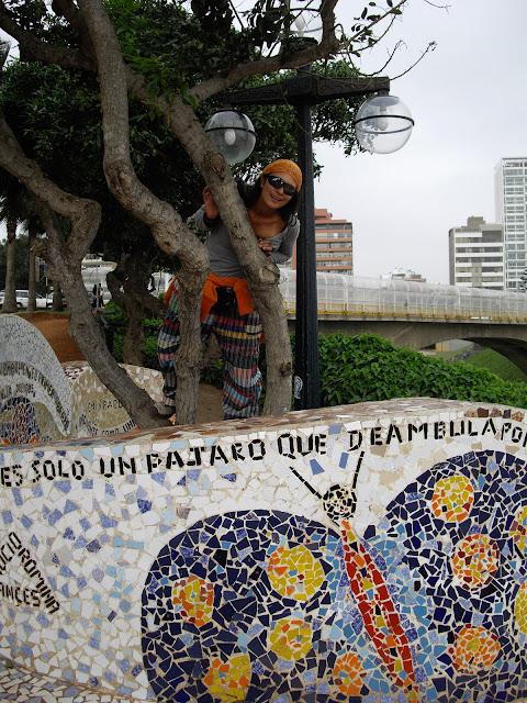 Visitar LIMA, a capital do Peru e experimentar andar de parapente em Miraflores | Peru