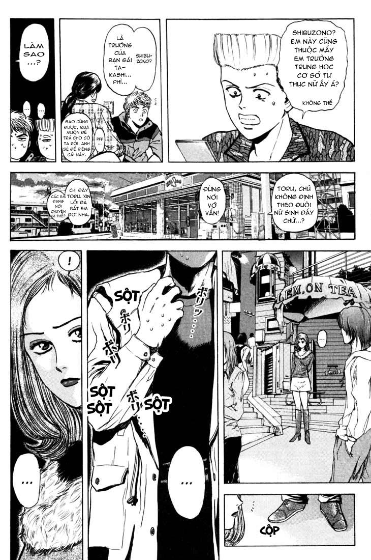 Psychometrer Eiji chapter 46 trang 9