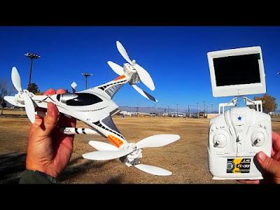 Cheerson Drone CX33S - Drone Fitur Lengkap Untuk Pemula