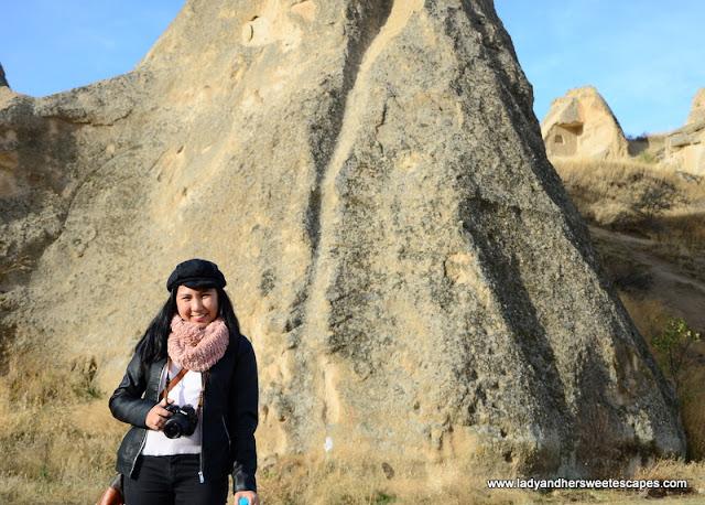 Lady in Cappadocia