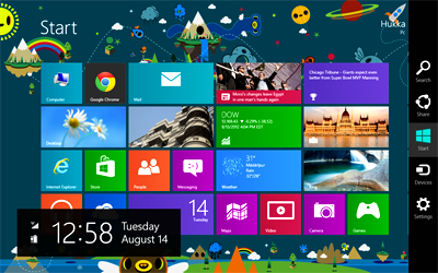 What is windows 8