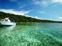 Pesona Pulau dan Danau Kakaban Kalimantan Timur
