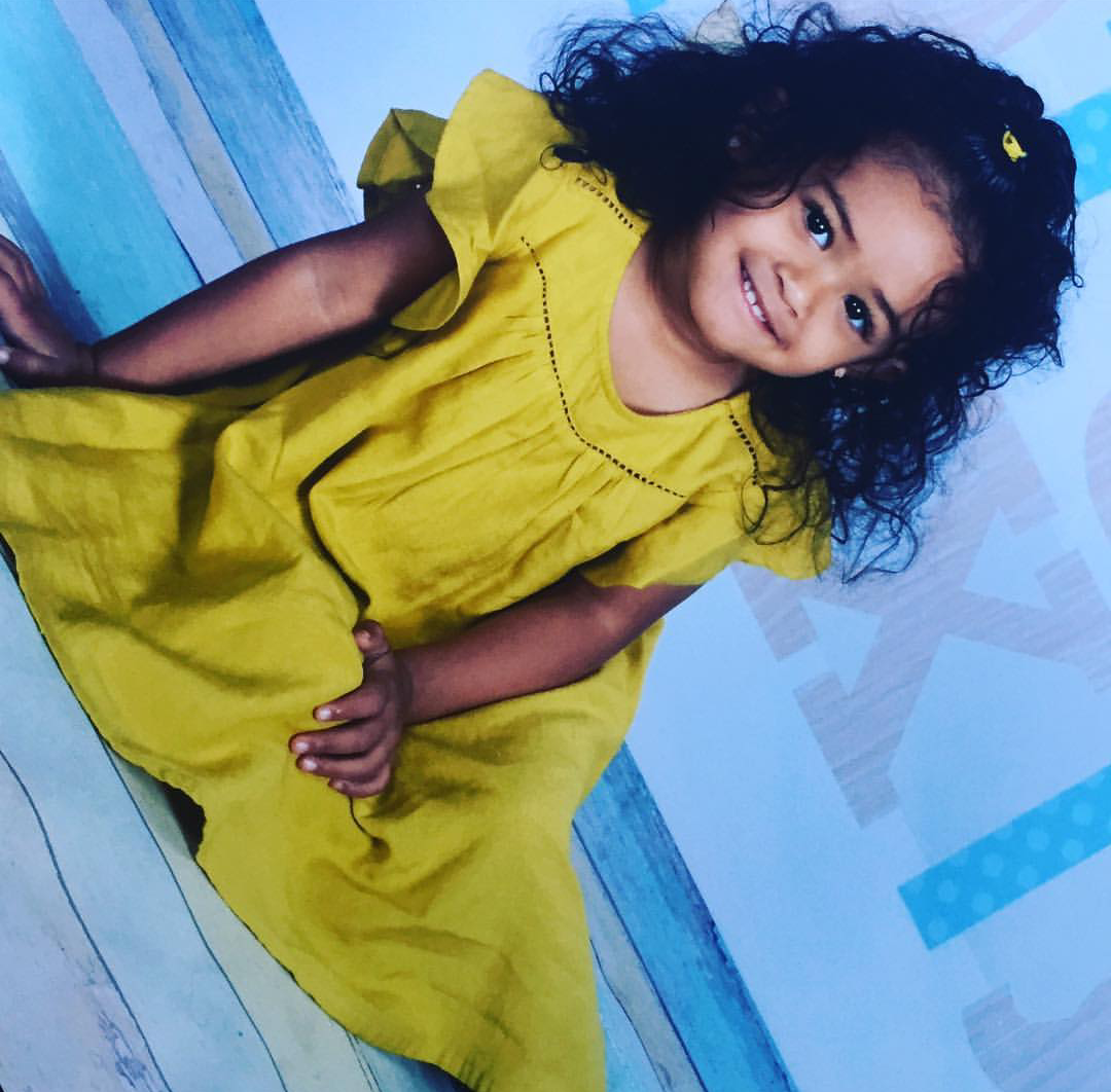 Chris Brown shares lovely photos of his daughter - CAMPUS ...