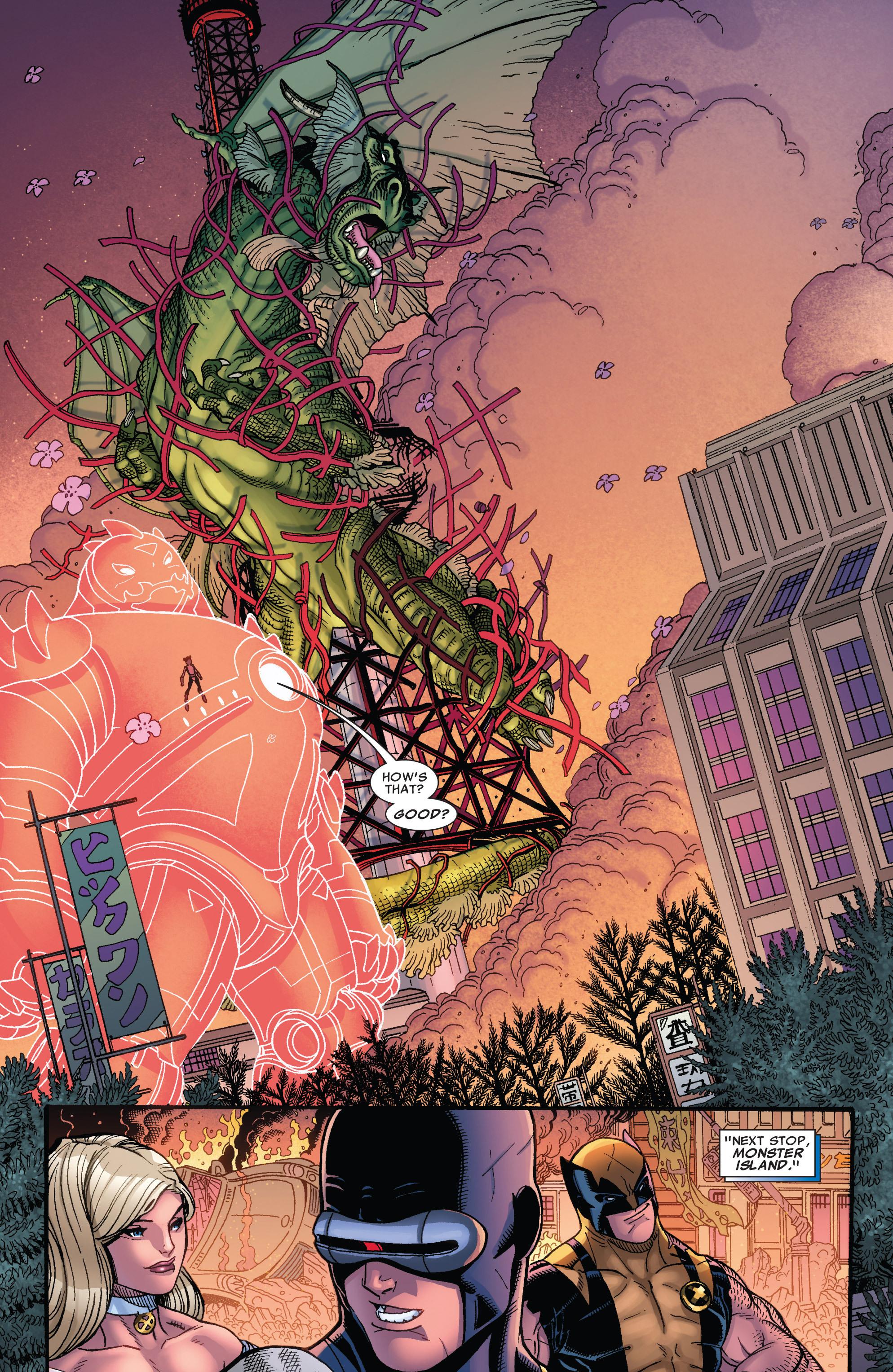 Read online Astonishing X-Men (2004) comic -  Issue #39 - 7
