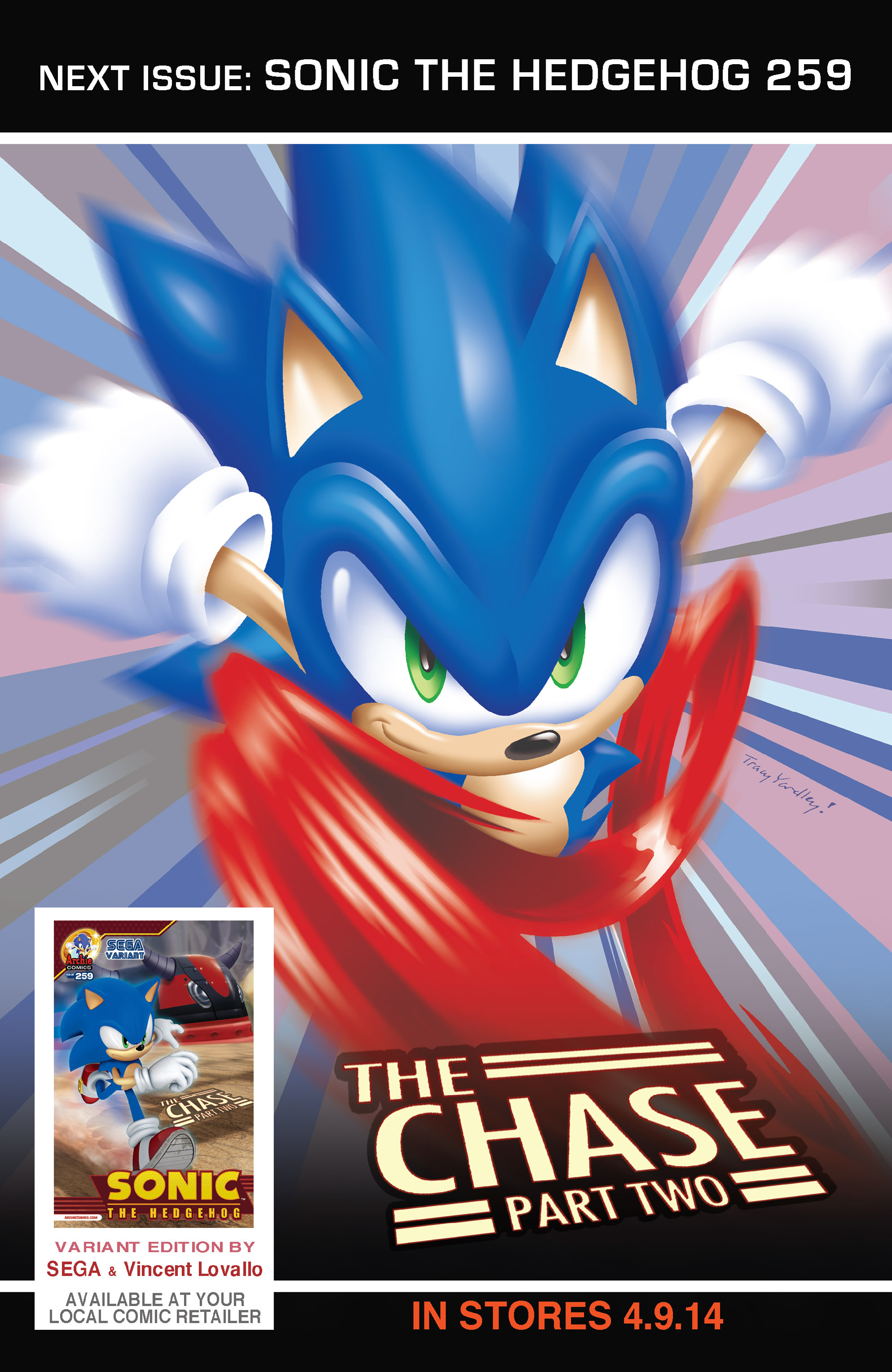 Read online Sonic The Hedgehog comic -  Issue #258 - 28
