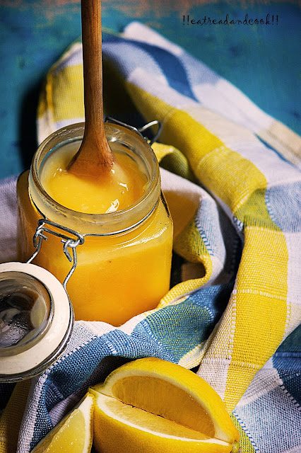 how to make Lemon Curd recipe