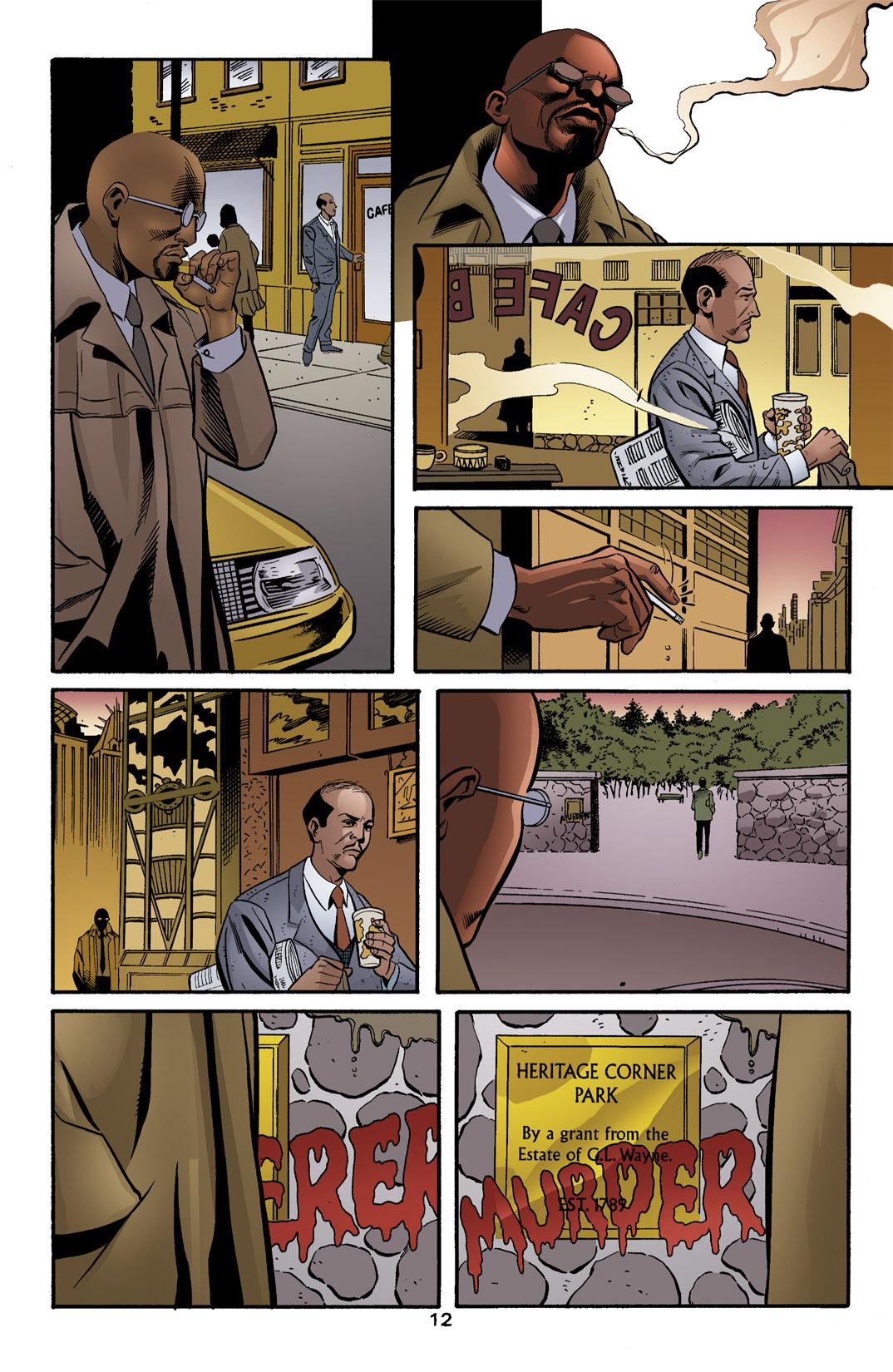 Detective Comics (1937) 771 Page 12