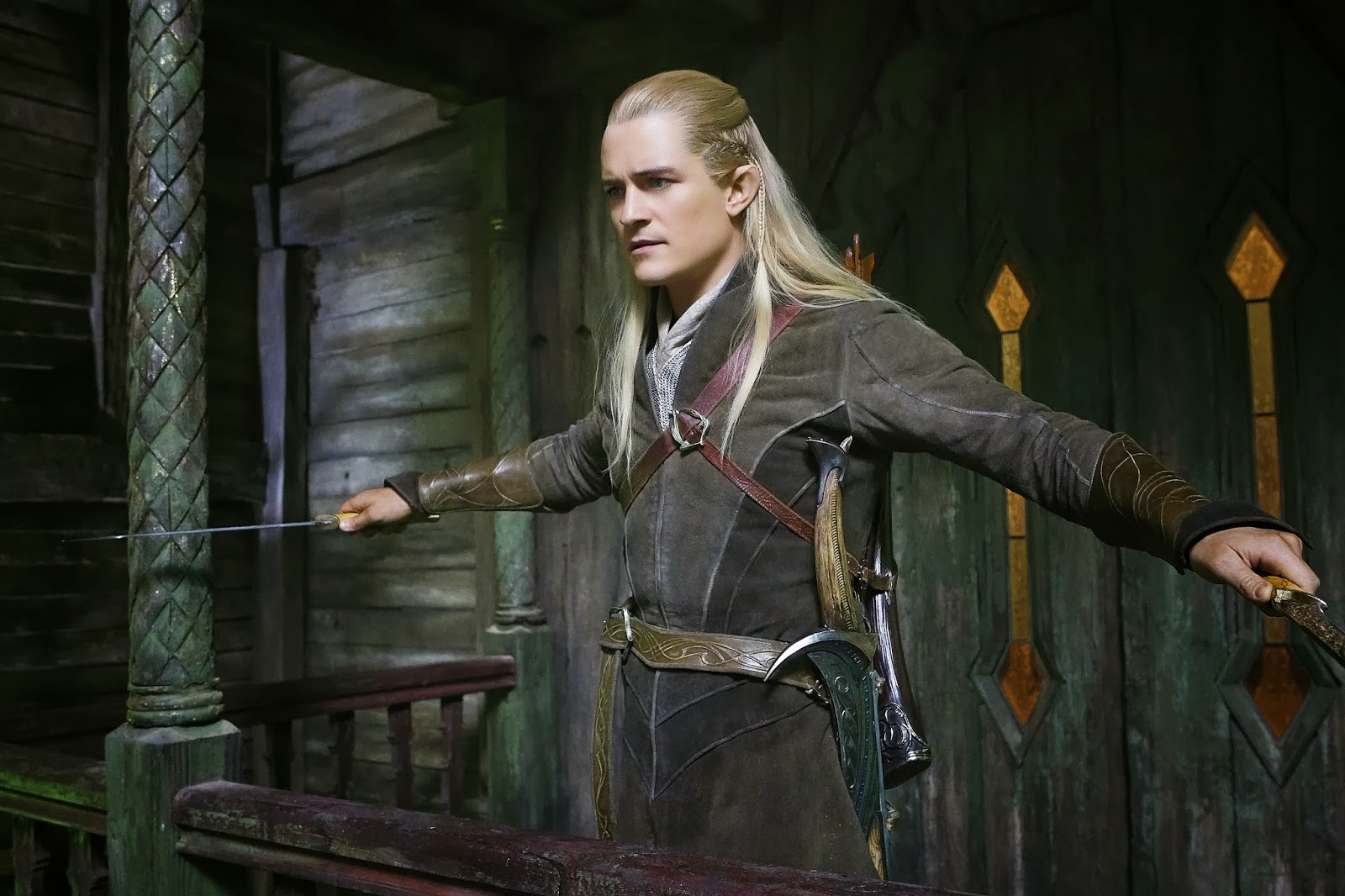 www.ruxyn.com: Review: The Hobbit 2: The Desolation of Smaug