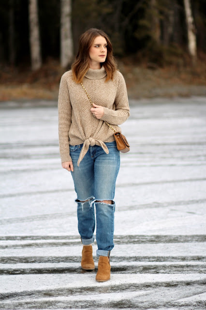 Winter Outfit Inspiration- Pardon My French