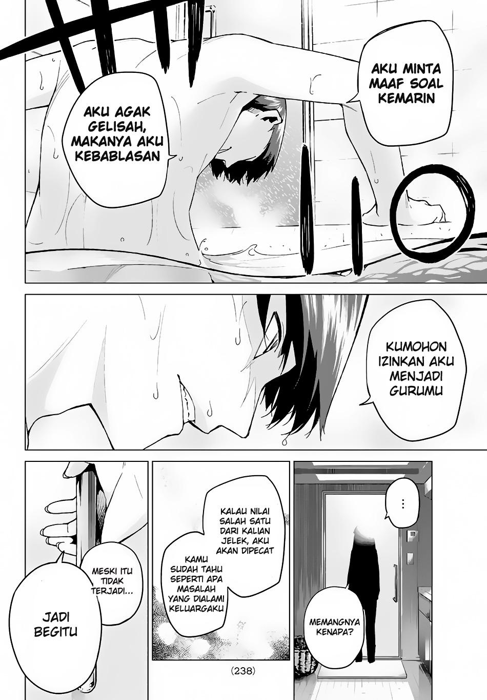 Baca Manga Go-Toubun No Hanayome Chapter 16