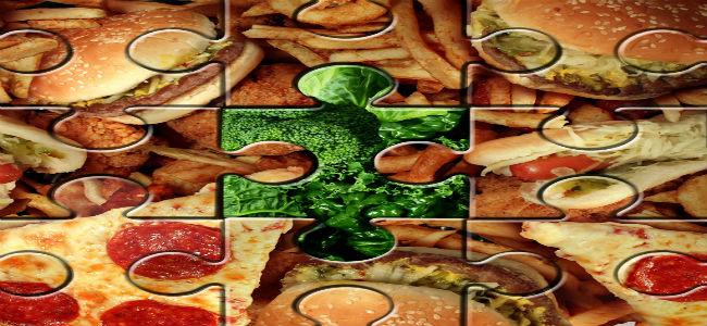 melhorando alimentação