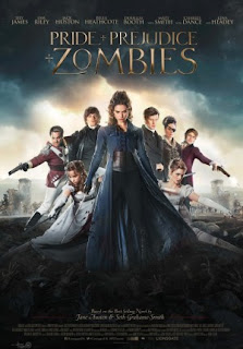 Sinopsis Pride Prejudice Zombies (Film Hollywood)