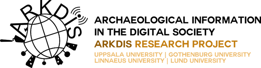 Archaeological Information in the Digital Society ARKDIS