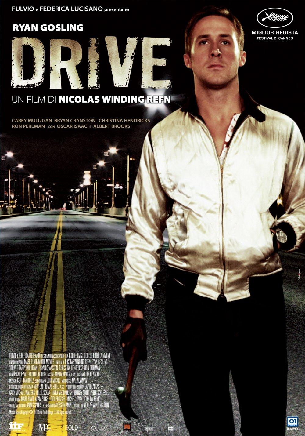 The Geeky Nerfherder: Movie Poster Art: Drive (2011)