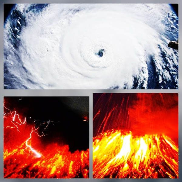 Las grandes erupciones volcánicas pueden alterar la intensidad y frecuencia de los huracanes.