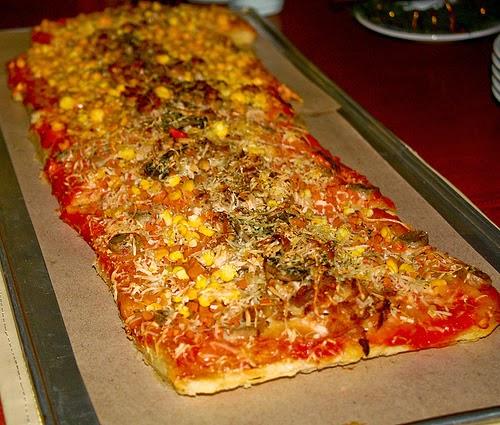 Pizza Meteran