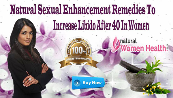How to improve female sex drive after 40