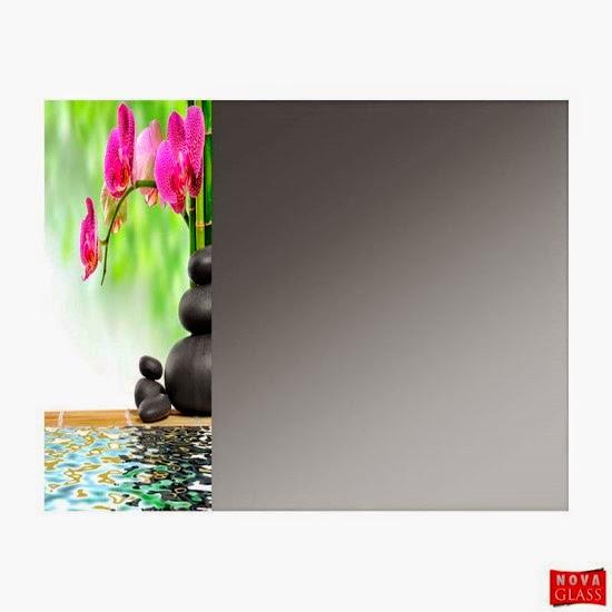 Καθρέπτης με ψηφιακή εκτύπωση Κωδ. DG. 065