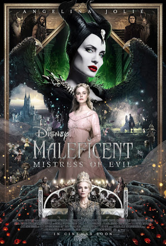 Maleficent Mistress Of Evil (BRRip 1080p Dual Latino / Ingles) (2019)