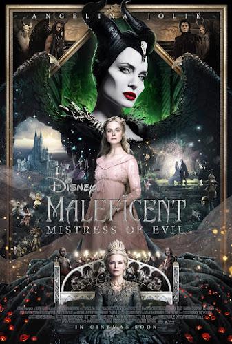 Maleficent Mistress Of Evil (BRRip 1080p Dual Latino / Ingles) (2019)