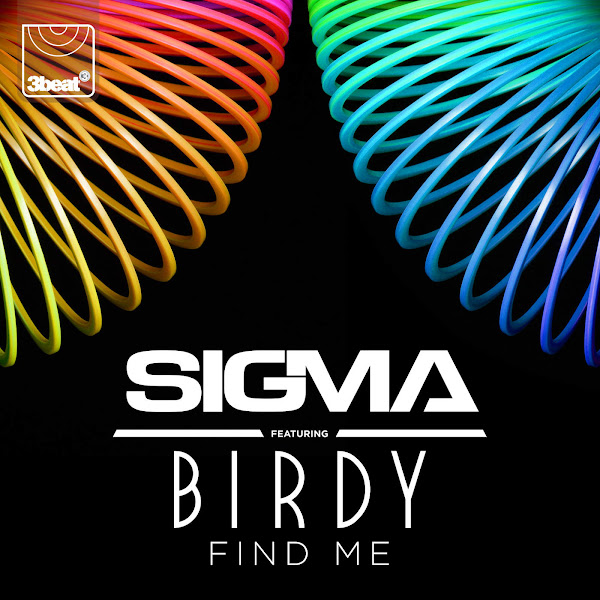 Sigma - Find Me (feat. Birdy) [Radio Edit] - Single Cover