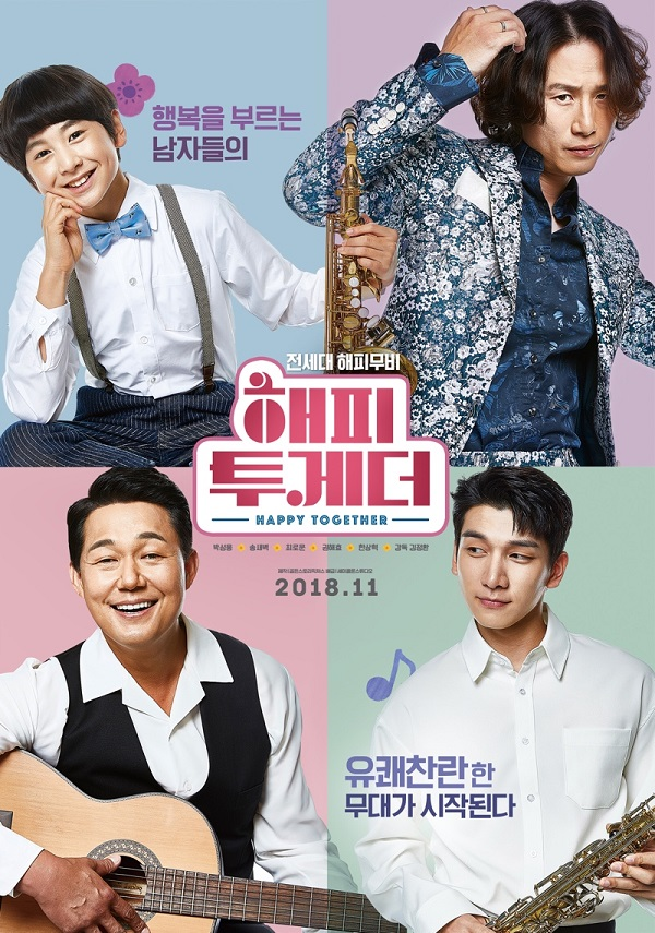 Sinopsis Happy Together (2018) - Film Korea