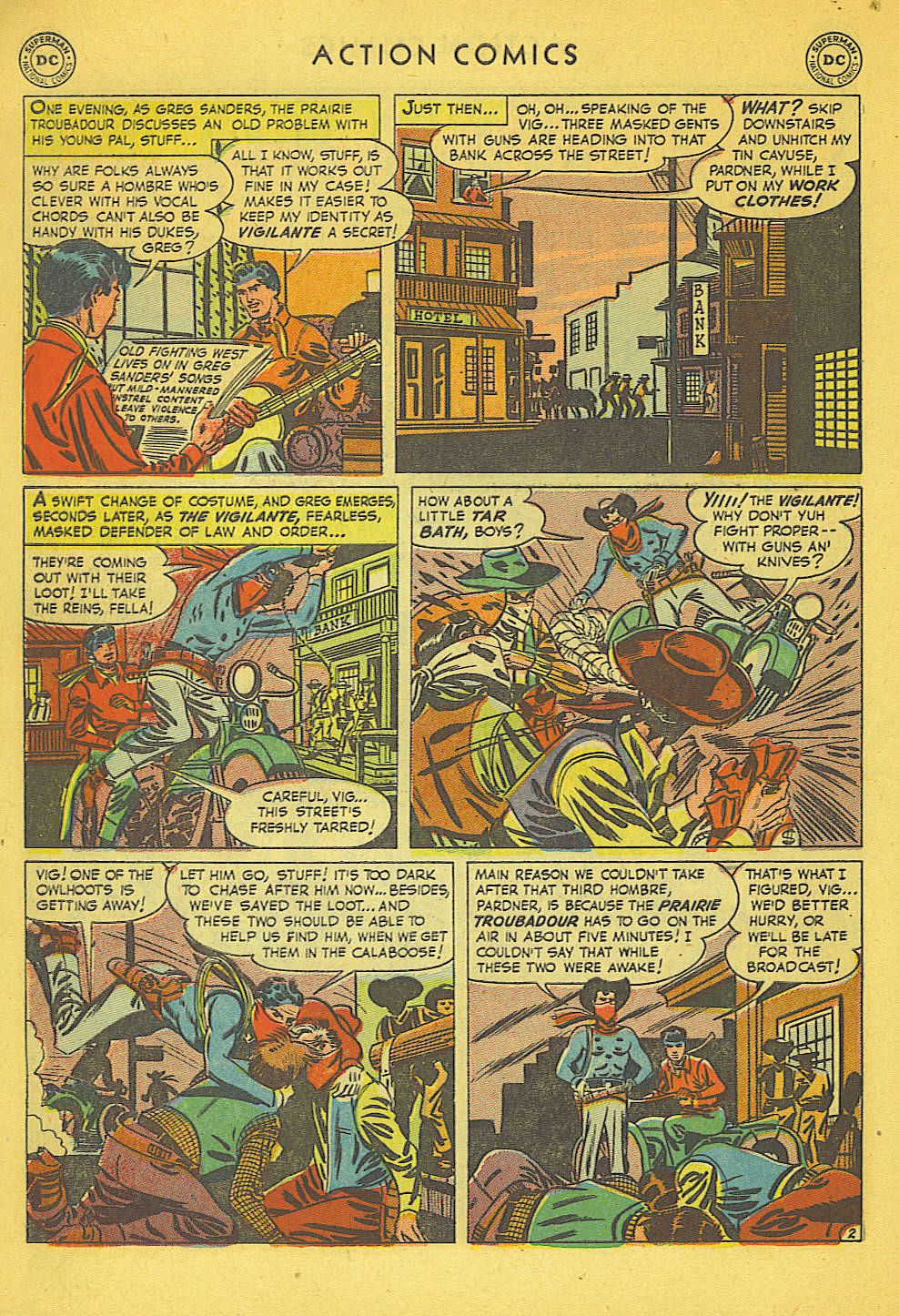 Read online Action Comics (1938) comic -  Issue #158 - 37