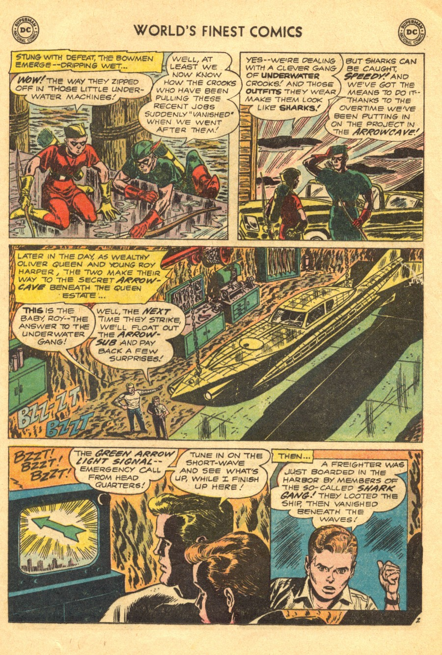 Read online World's Finest Comics comic -  Issue #130 - 29
