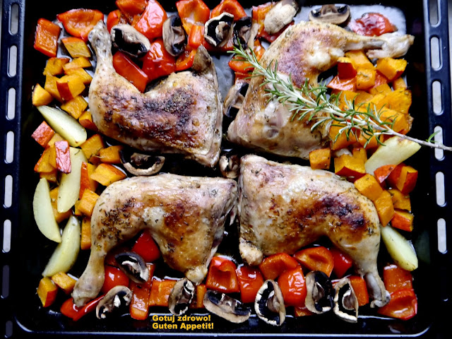 Kurczak z solanki - Czytaj więcej »