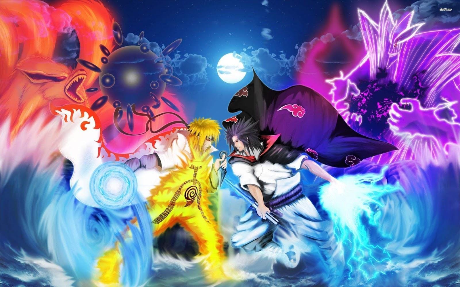 Naruto Wallpaper Desktop Cool Wallpaper