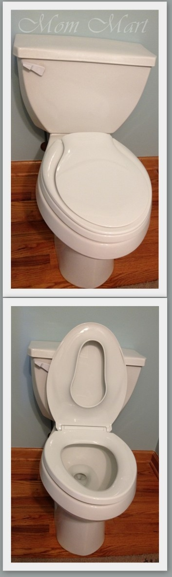 Sensational Mom Mart Potty Training Made Easy With The Kohler Onthecornerstone Fun Painted Chair Ideas Images Onthecornerstoneorg