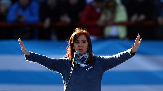 Confirman el procesamiento judicial de Cristina Kirchner tras su juramento como senadora