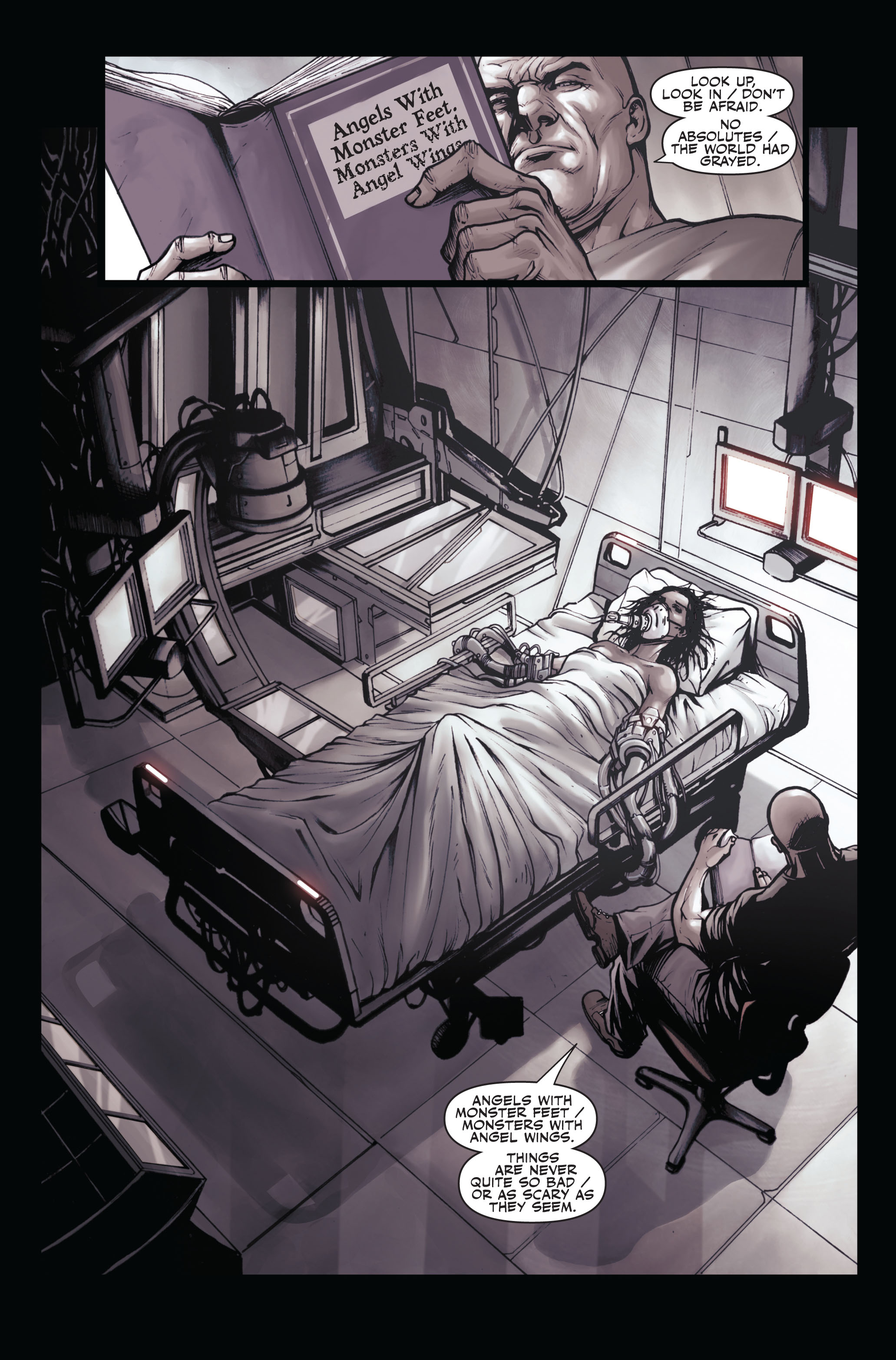 Read online Secret Warriors comic -  Issue #4 - 13