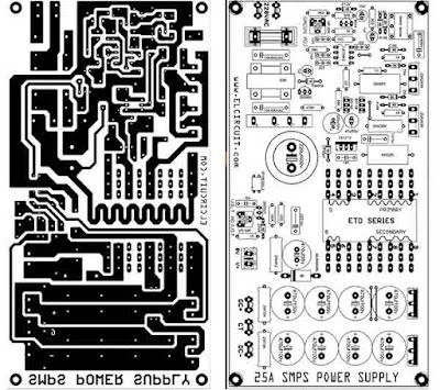 PCB Layout SMPS Gacun