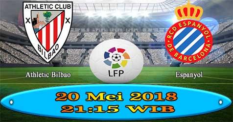 Prediksi Bola855 Ath Bilbao vs Espanyol 20 Mei 2018