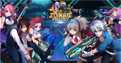 Zombie Fall Out Android Game