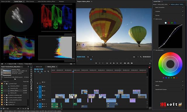 Adobe Premiere Pro CC 2017 v11 DMG File For Mac OS Direct Download Link