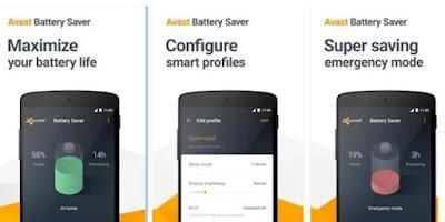 Avast Battery Saver Aplikasi Gratis Pengirit Baterai Android Terbaik