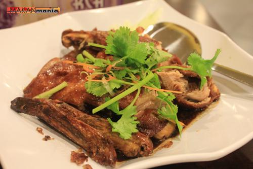 MAKAN maniA: Restoran Hj Shahrin Low Grand