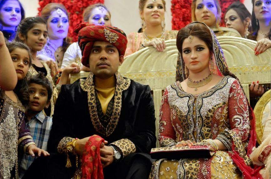 Umar Akmal Wedding Pics - Watch Pakistani Dramas Online in ...