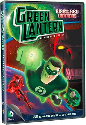 Lanterna Verde a Série Animada