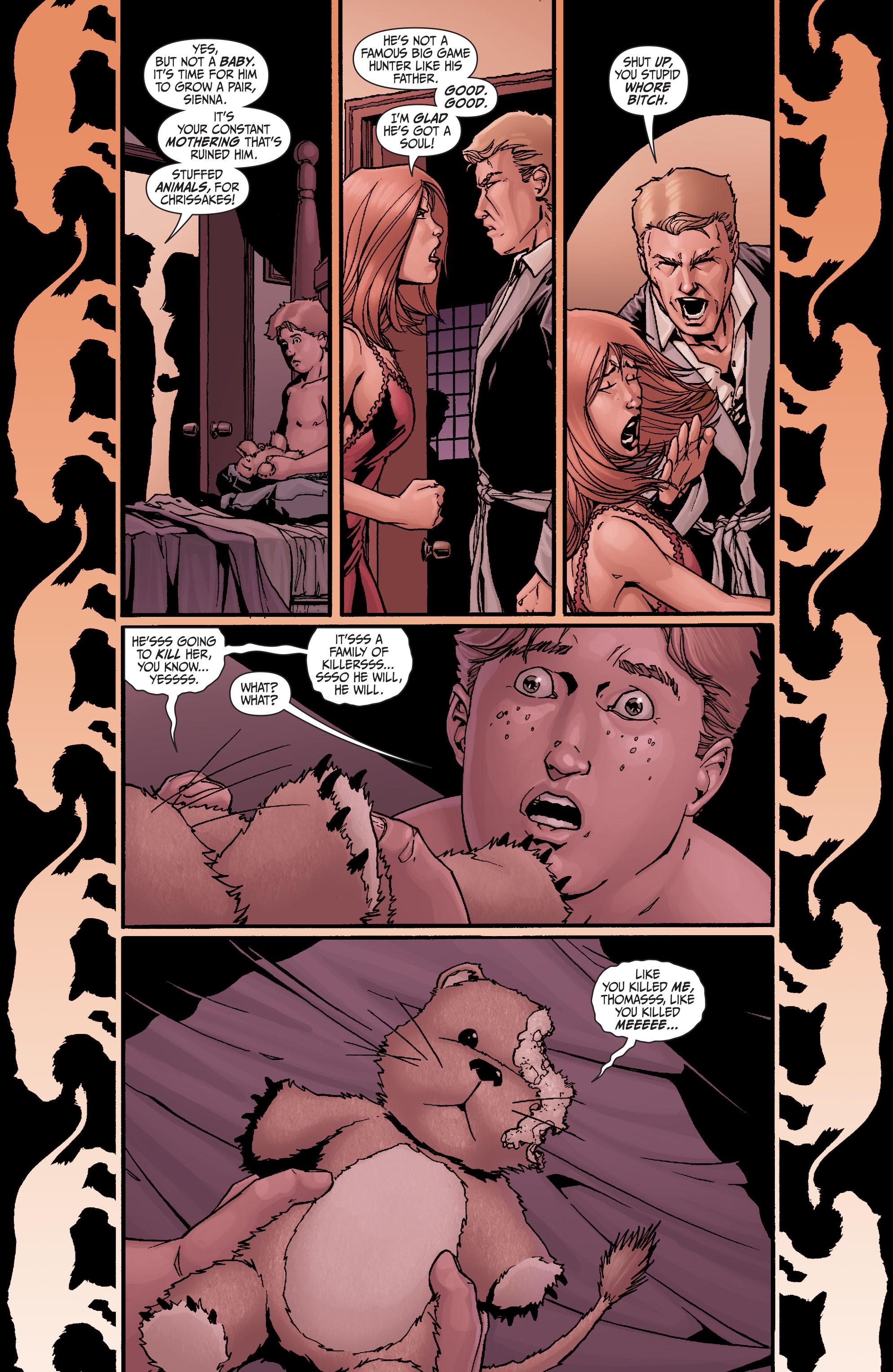 Read online Secret Six (2008) comic -  Issue #21 - 17