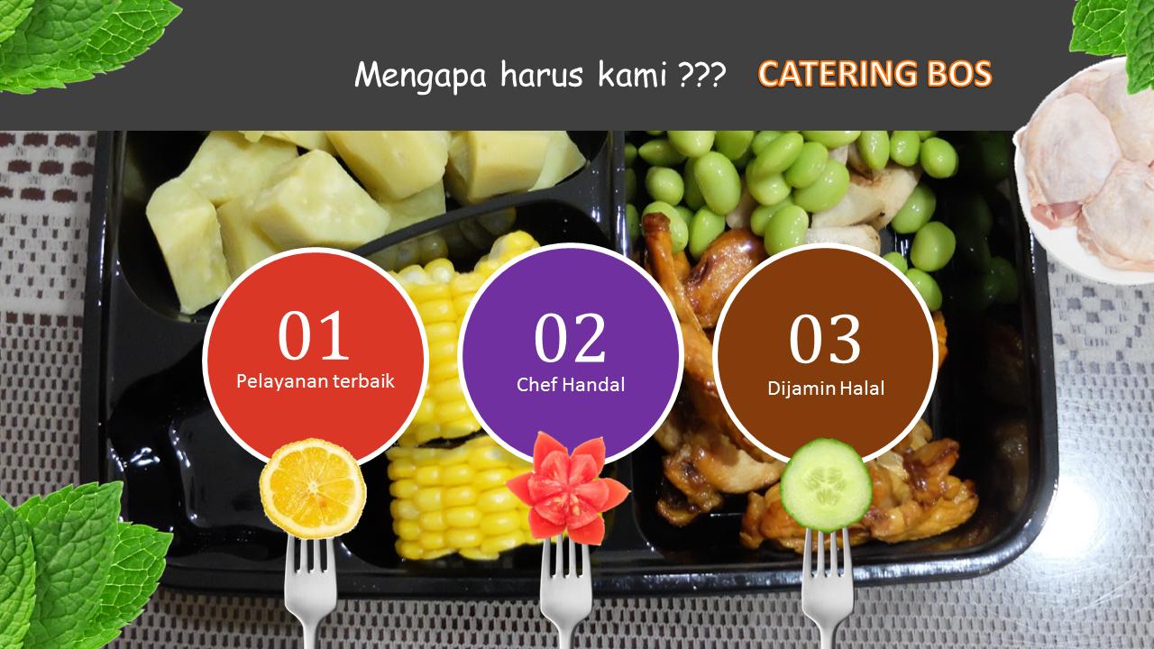Daftar Katering Sehat Yang Pernah Dicoba [Jakarta]