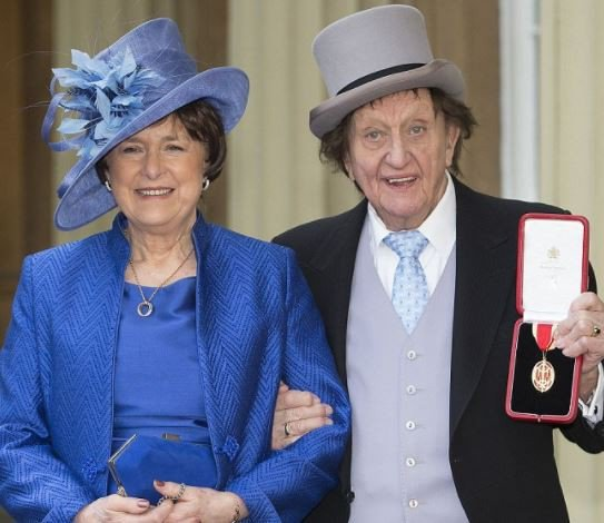 Comedy legend, Sir Ken Dodd dies just two days after secretly marrying his lover of 40 years