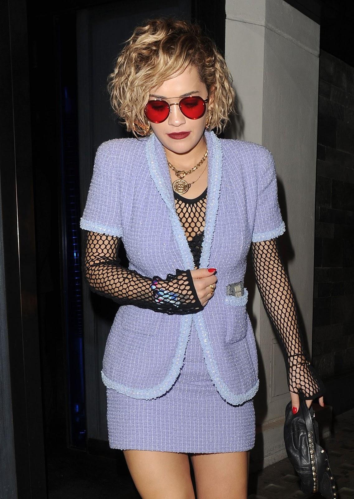 Rita Oran Leaving Apple Music Festival
