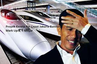 Proyek Kereta Api Cepat Jakarta Bandung