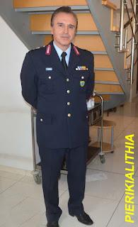 Στο βαθμό του Υποστράτηγου προήχθη ο Ταξίαρχος Αθανάσιος Μαντζούκας! Δείτε όλες τις κρίσεις της Ελληνικής Αστυνομίας.