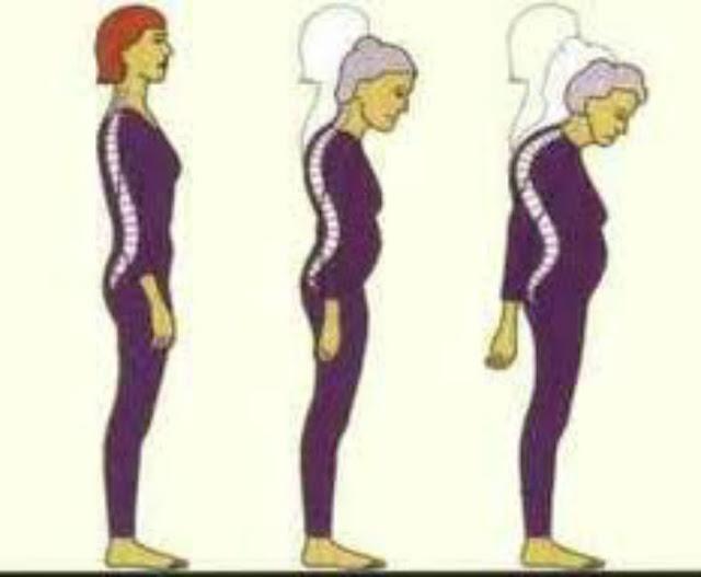 هل تعلم لماذا يتقلص حجم المسنين ويقل حجمهم !! تعرف علي حقيقة الامر الغريبة