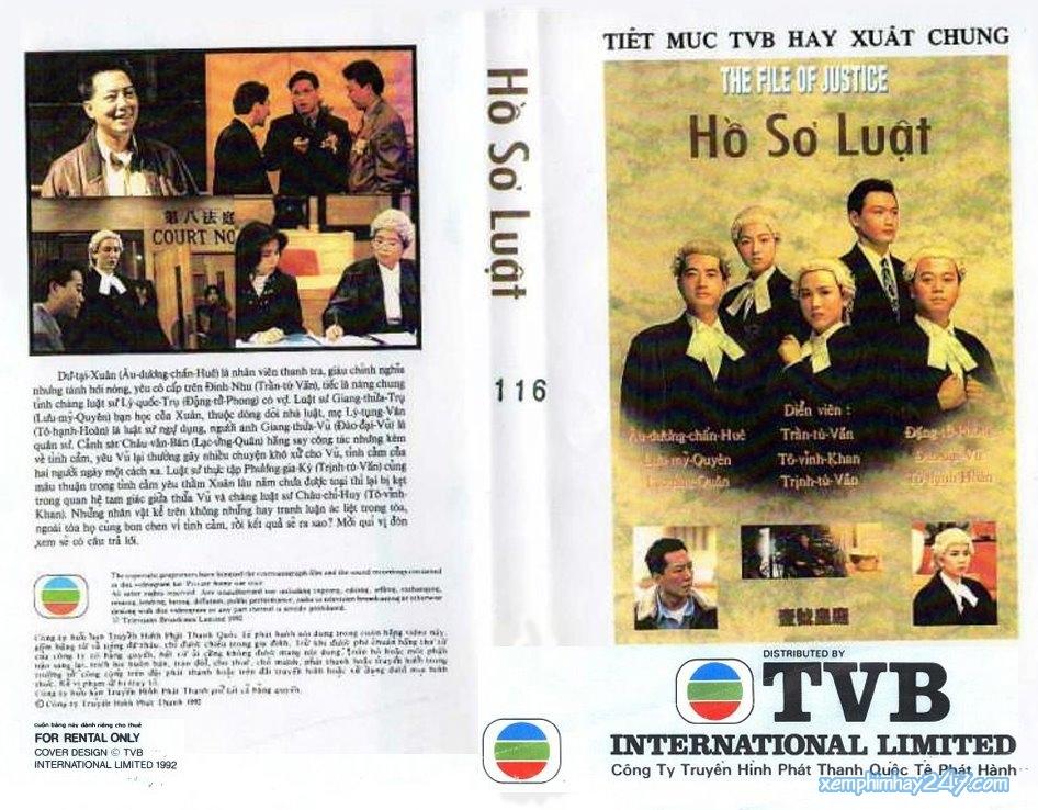 http://xemphimhay247.com - Xem phim hay 247 - Hồ Sơ Công Lý 1 (1992) - Files Of Justice 1 (1992)